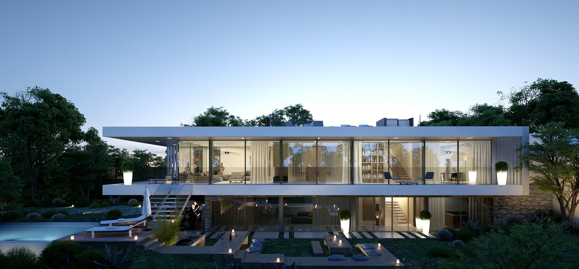 Kutch Studio - Perspective Architecture - CML - Brengues Le Pavec